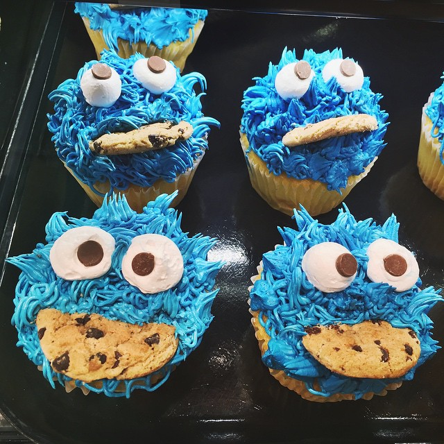 Current mood Cookie Monster x 5