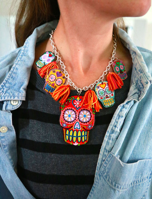 sugar-skull-necklace-fringe-tassels-crafty-chica-500