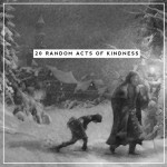 20 Everyday Random Acts of Kindness