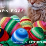 Unicorn Yarn Eggs in Under a Minute
