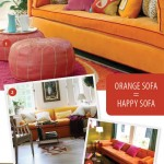 Orange Sofa: AND NOW IT'S COMING