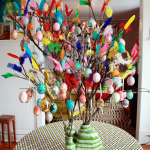 Swedish Easter Tree