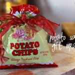 Giftwrap Challenge: Potato Chip Wrappers