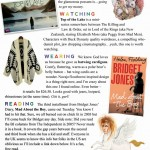 Things and Doings, October 2013