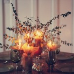 Apple Orchard Centerpiece: Dramatic and Dirt Cheap