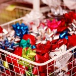 Postcard From A Hoarder: Gift Bows