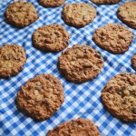 Laura Bush Cowboy Cookies