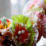 Friday Flowers: Cupcake Flowers
