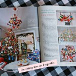 My Christmas Tour in Flea Market Magazine