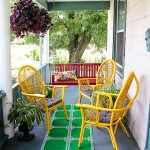 Front Porch Makeover for Under $100