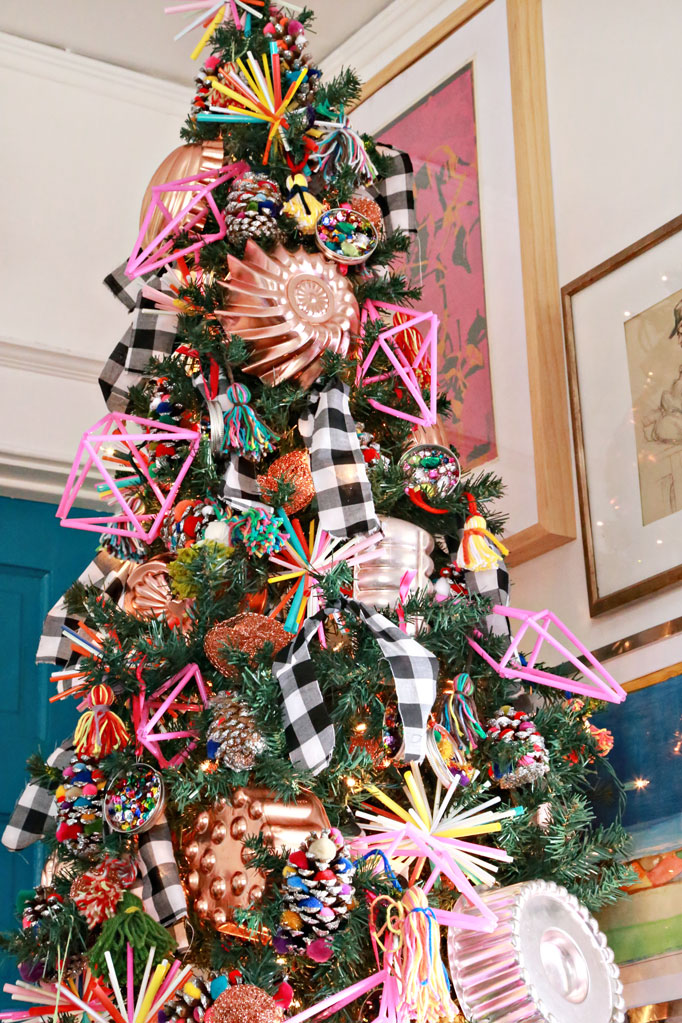 hot-pink-straws-christmas-himmeli-tree-682