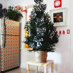 A Christmas Tree for Kitchen