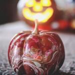 Marbleized Pumpkins