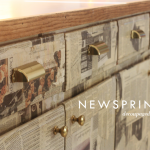 Newsprint Cabinets