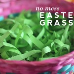 No Mess Easter Grass
