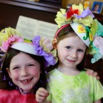 Fun with Munchkins: Tea Party Paper Bowl Hats