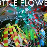 Friday Flowers: Plastic Bottle Flowers Revisited