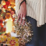 $1 Tinsel Purse