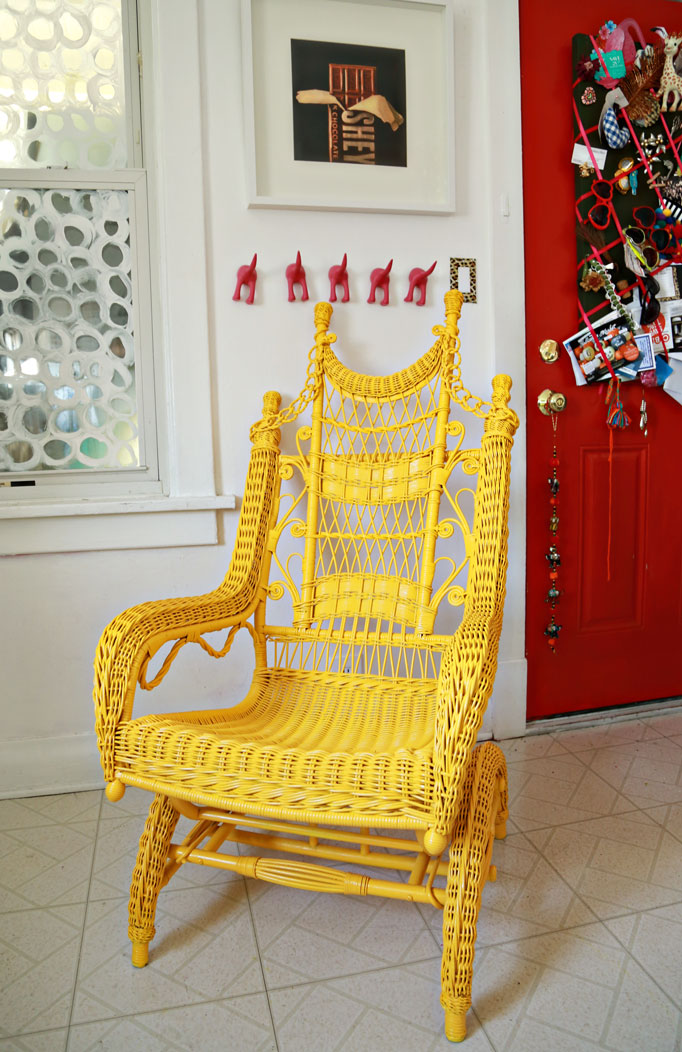yellow-wicker-rocker-682