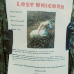 Missing: Yolanda the Sassy Unicorn