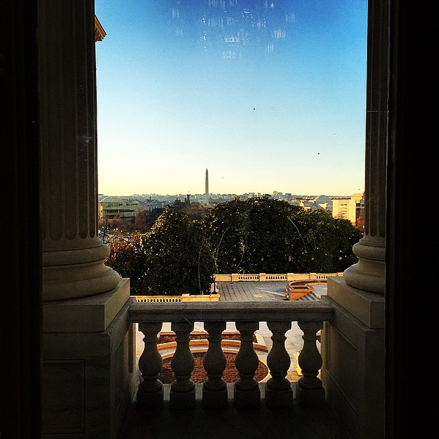Good morning, Washington DC!