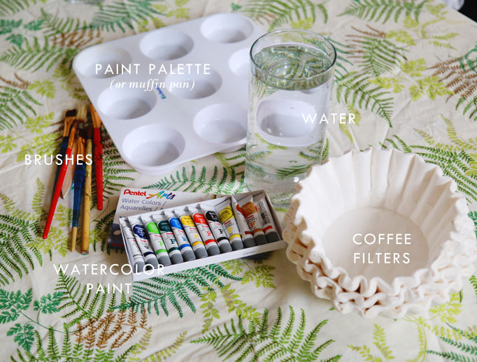 painted-coffee-filter-craft-supplies-682