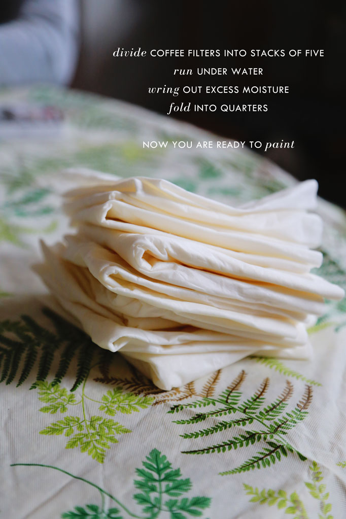 prepare-coffee-filters-for-painting-682