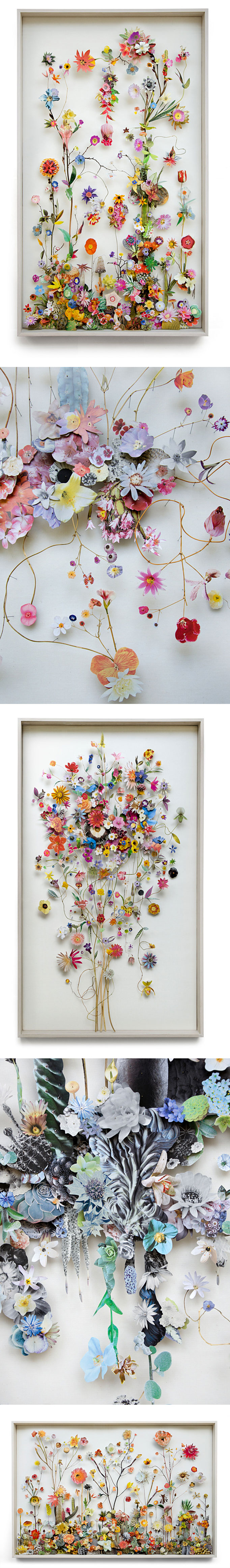 Anne-Ten-Donkelaar-flower-collages