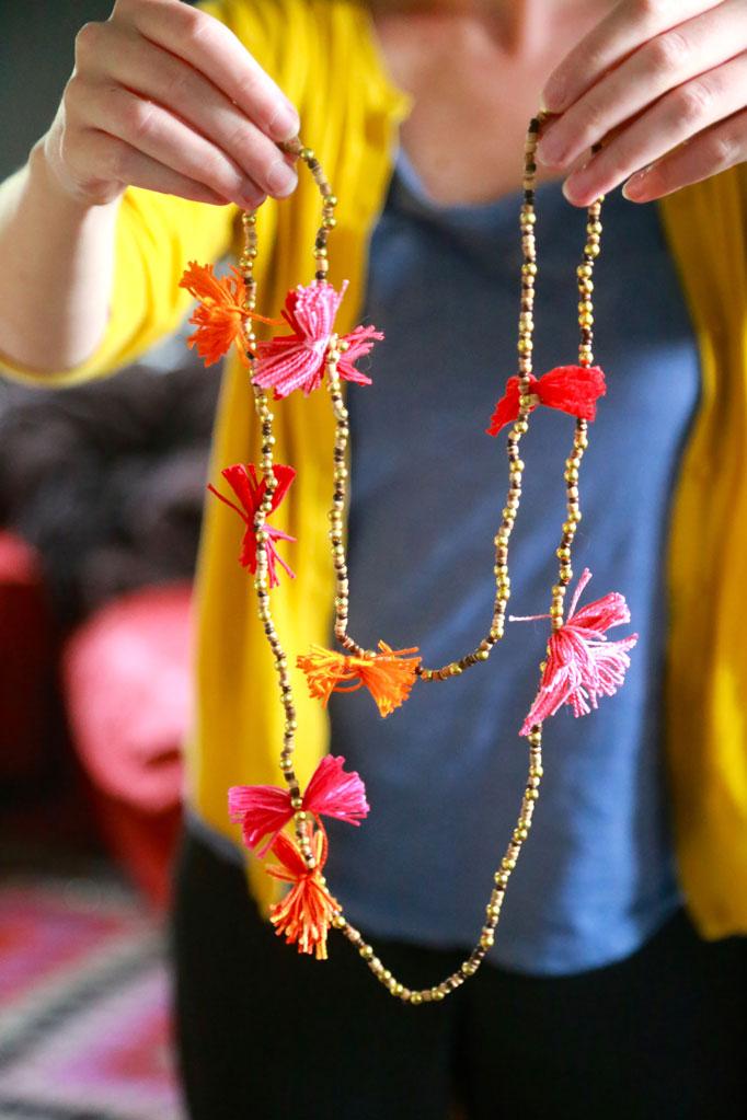 Fringe-Necklace
