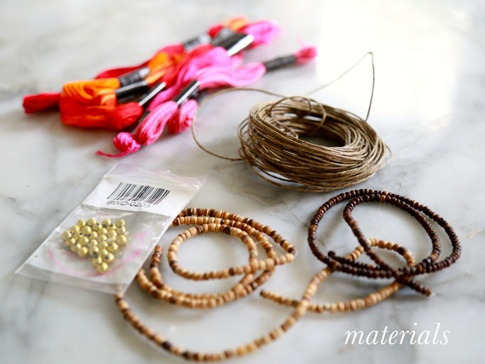 materials-DIY-fringe-necklace