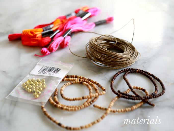 materials-DIY-fringe-necklace