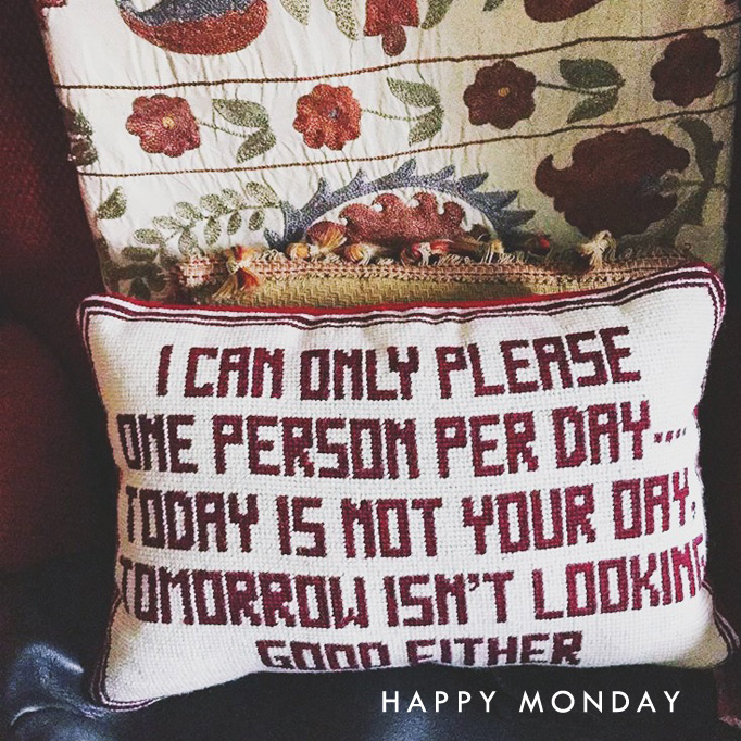 today-pillow