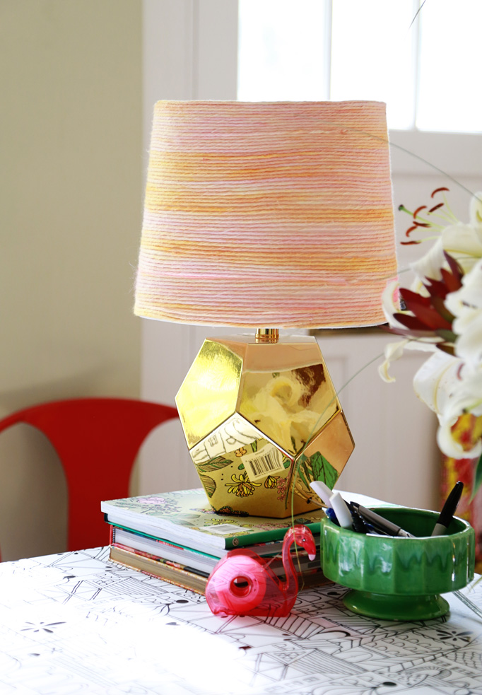 I-Love-Create-yarn-dye-lampshade