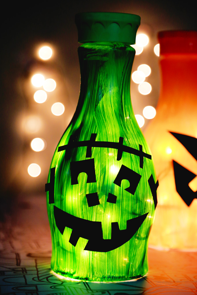 bottle-lantern-frankenstein-