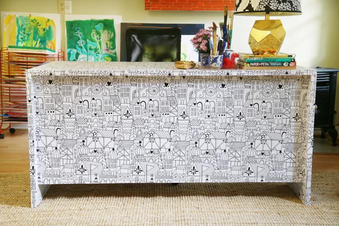 lisa-congdon-chasing-paper-desk-removeable-wallpaper-aunt-peaches