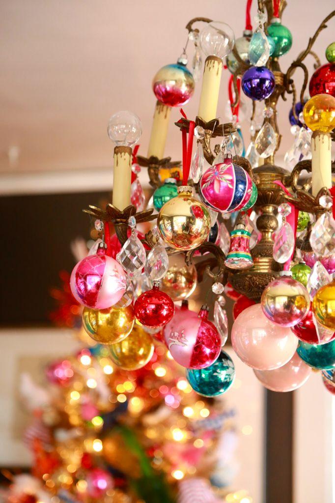 chandelie balls