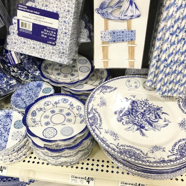 Attention blue and white china people michaelsstores now carries ithellip
