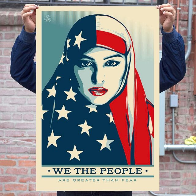 BRAVO SHEPARD FAIREY My favorite kickstarter in a good longhellip